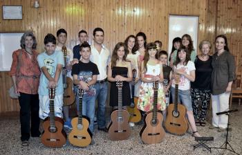 Καλοκαιρινές Συναυλίες Μουσικού Εργαστηρίου Ικαρίας 2013