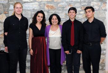 Μουσικού Συνόλου της «Παιδικής και Νεανικής Συμφωνικής Ορχήστρας υπό την Αιγίδα της ΕΡΤ