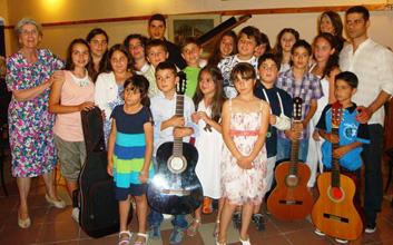 Συναυλίες Μουσικού Εργαστηρίου Ικαρίας 2012