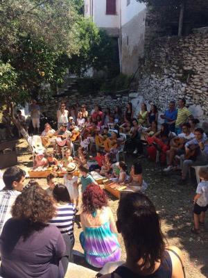 Μουσικές της Μεσογείου - Συναυλία Μουσικού Εργαστηρίου Κέας 2017
