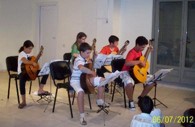 Συναυλία Μουσικού Εργαστηρίου Κέας 2012