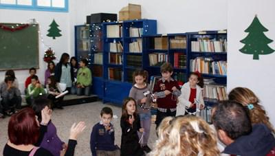 Χριστουγεννιάτικη γιορτή στο Μουσικό Εργαστήρι Σερίφου