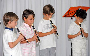 Συναυλία Μουσικού Εργαστηρίου Σαντορίνης 2010