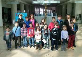 Το Μουσικό Εργαστήρι Σαντορίνης στην Αθήνα