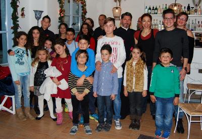 Χριστούγεννα με το Μουσικό Εργαστήρι Σερίφου