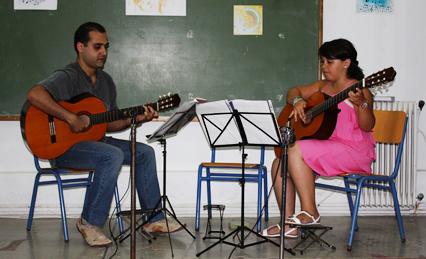 Συναυλία Μουσικού Εργαστηρίου Σερίφου 2012