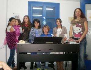 Βασιλόπιτα στο Μουσικό Εργαστήρι Σερίφου