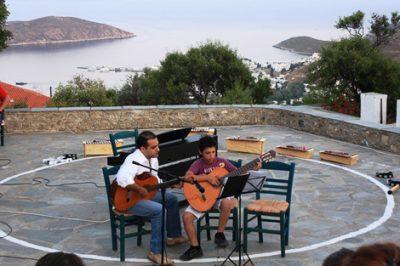 Συναυλία Μουσικού Εργαστηρίου Σερίφου 2011