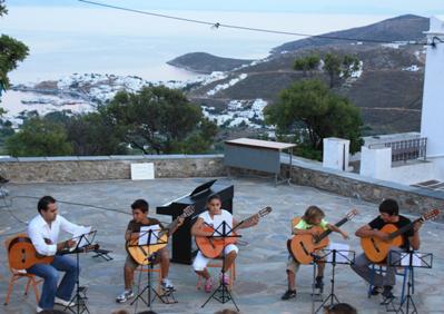 Συναυλία Μουσικού Εργαστηρίου Σερίφου 2010