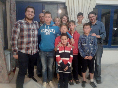 Ο σολίστ Δημήτρης Κουρζάκης στο Μουσικό Εργαστήρι Σερίφου