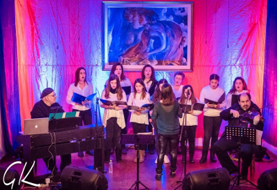 To Μουσικό Εργαστήρι Σίφνου στη συναυλία της Καλλιόπης Βέττα