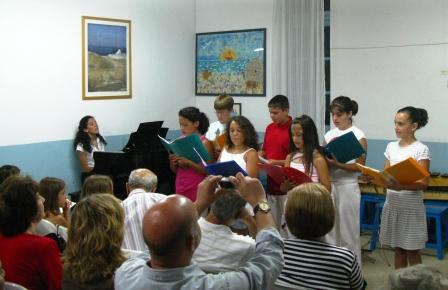 Συναυλία του Μουσικού Εργαστηρίου Σίφνου 2009