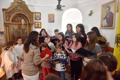 Χριστουγεννιάτικες εκδηλώσεις Μουσικού Εργαστηρίου Σίφνου
