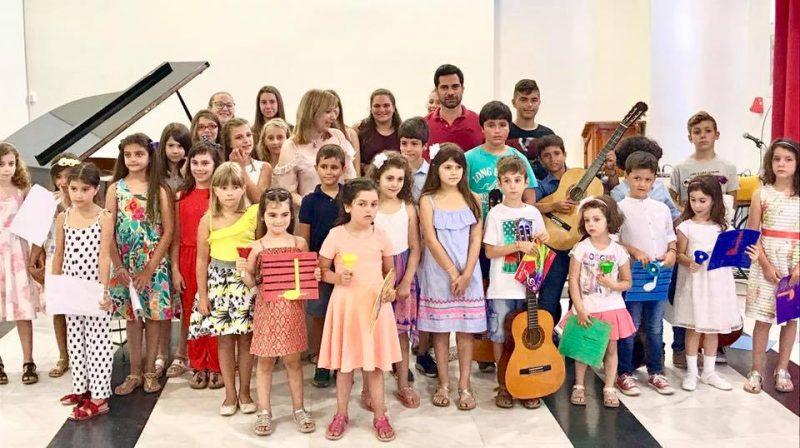 Θερινή Συναυλία Μουσικού Εργαστηρίου Ικαρίας 2018