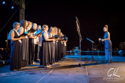 Το Μουσικό Εργαστήρι Σίφνου στο 12ο Φεστιβάλ Κυκλαδικής Γαστρονομίας