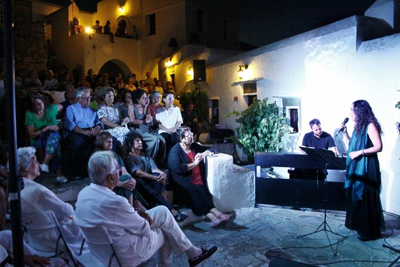 Συναυλία Σαβίνας Γιαννάτου και Σπύρου Μάνεση