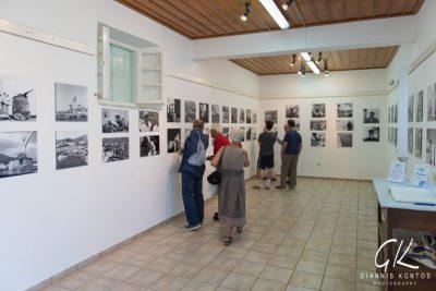 Εγκαίνια έκθεσης φωτογραφιών του Ευάγγελου Παντάζογλου