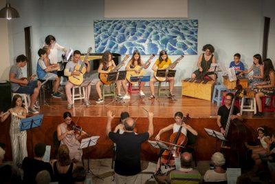 Μαθητική Συναυλία πιάνου, φλάουτου, μουσικής δωματίου και μουσικών συνόλων