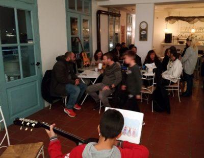 Κοπή βασιλόπιτας 2020 στο Μουσικό Εργαστήρι Σερίφου