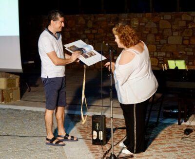 Αποχαιρετιστήρια εκδήλωση Κώστα Κωνσταντόπουλου